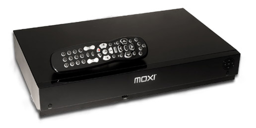 Moxi Box with Remote