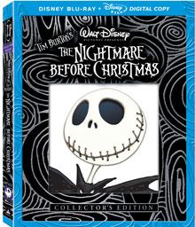 Tim Burton's The Nightmare Before Christmas Collector's Edition on
