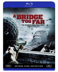 A Bridge Too Far on Blu-ray