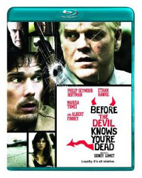Before the Devil Knows You're Dead on Blu-ray Disc