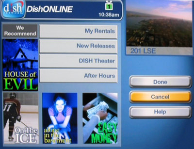 Dish network porn