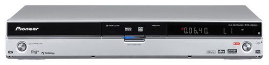 PIONEER DVR-640H-AV-S RECORDER WINDOWS 8.1 DRIVER