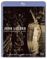 John Legend on Blu-ray Disc