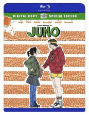 Juno on Blu-ray Disc