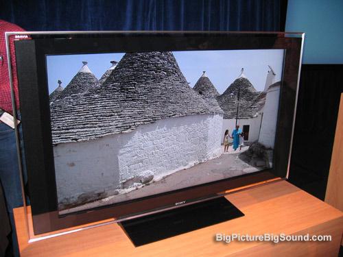 sony bravia 52 inch 1080p lcd hdtv