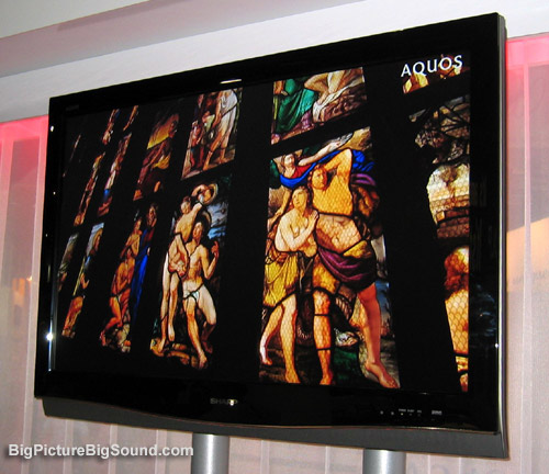 Sharp Plans Lcd Tv Market Domination With New 1080p Hdtvs