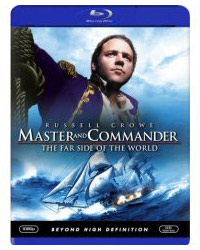 Master and Commander: The Far Side of the World on Blu-ray Disc