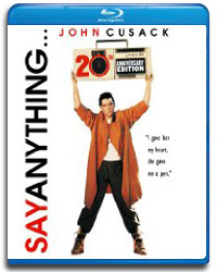 Say Anything comes to Blu-ray Disc.