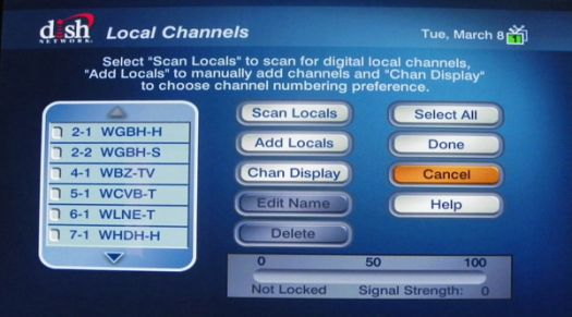 How to Add Local HDTV Channels to Your DISH Network Lineup