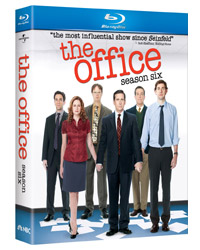 The office season 6 blu ray to feature season 7 episodes via online streaming bigpicturebigsound - The office online season 6 ...