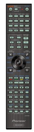 pioneer vsx 1020 k home theater receiver review it s what VSX-1020 K Remote Control Pioneer VSX 1020 Bluetooth