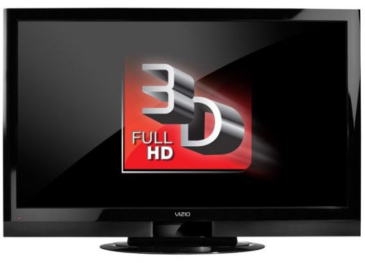 Vizio takes top spot for 2010 lcd tv sales bigpicturebigsound - Which is better edge lit or backlit led tv ...