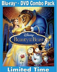 Beauty and the Beast Finally Comes to Blu-ray Disc