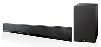 JVC TH-BA1 Soundbar System with Wireless Subwoofer