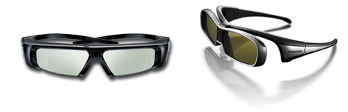 samsung and panasonic 3d glasses
