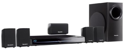 Panasonic SC-BT230 Blu-ray Home Theater System