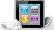 Apple iPod nano Sixth Generation (6G)