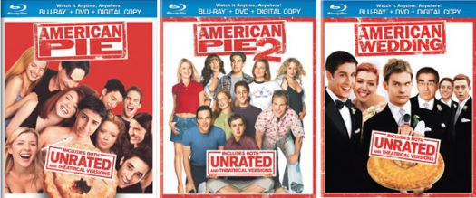 American Wedding Full Movie.American Pie American Pie 2 And American Wedding Blu Ray Review By