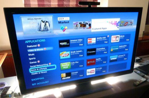 Panasonic Expands IPTV with WealthTV, Accuweather, New ...