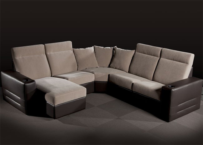 home theater cuddle couch quotes