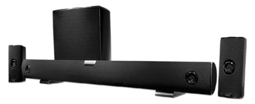 Vizio Vht510 Wireless Home Theater System Review Step Up To The Bar