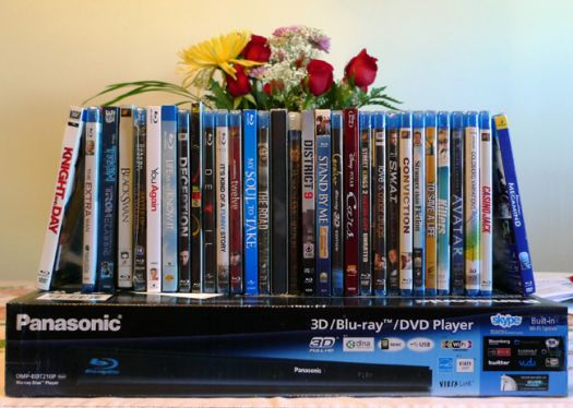 Blu-ray a Day Grand Prize