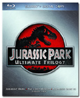 Win Jurassic Park Ultimate Trilogy on Blu-ray Disc