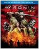 47 Ronin Blu-ray 3D
