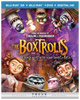 The Boxtrolls Blu-ray 3D
