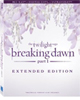 The Twilight Saga: Breaking Dawn Part 1 Extended Edition Blu-ray