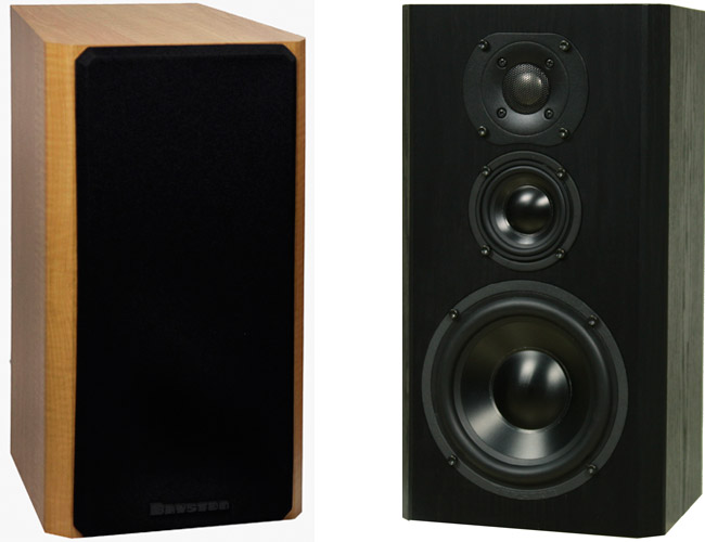 Small Speakers Big Sound Bryston Unveils The Mini A 3 Way