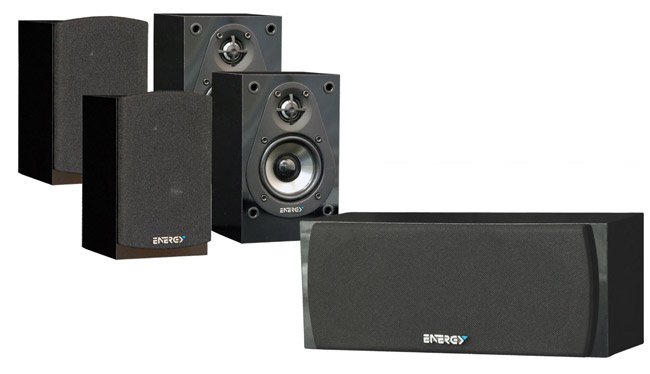 Home Theater Speakers Deal Energy Take Classic 5 Channel