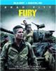 Fury Blu-ray