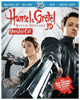 Hansel & Gretel: Witch Hunters Blu-ray 3D