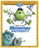 Monsters University Blu-ray 3D