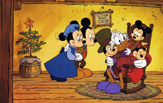Christmas Carol Scrooge Mcduck.Mickey S Christmas Carol 30th Anniversary Special Edition