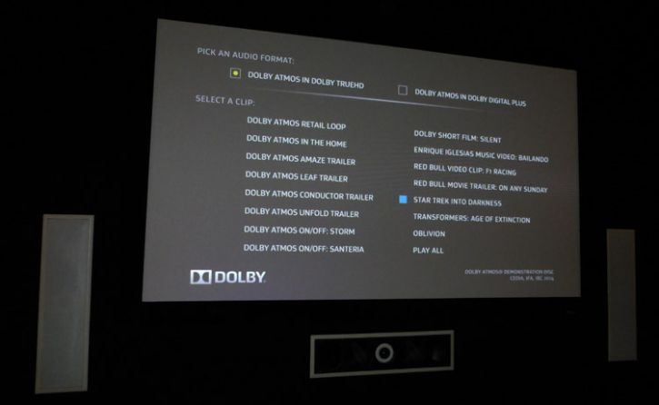 Ears-On with Dolby Atmos on Integra/Cabasse and Onkyo/Def