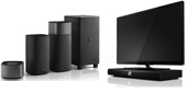 Philips Rethinks Fidelio and Strengthens its Surround Base at CES