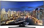 4K UHD TV Deals: Samsung 55-inch Curved 4K Ultra HDTV: $1297.99 (UN55HU7250)
