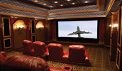 Bring the Curve to Your Home Theater with Stewart's New Total Close CineCurve Projection Screen