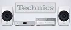 Technics High Resolution Audio Gear Comes to the U.S. in March