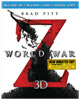 World War Z Blu-ray 3D