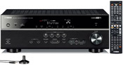 Yamaha RX-V575 7.2-Channel AV Receiver