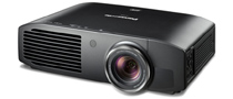 Home Theater Projector Deal: Panasonic PT-AE8000U 1080p 3D Projector: $1499
