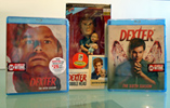 Win Dexter Seasons 5 and 6 on Blu-ray
