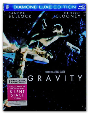 Gravity Diamond Luxe Blu-ray