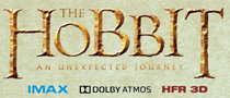 Where Can I See The Hobbit in HFR 48FPS IMAX 3D with Dolby Atmos Surround?