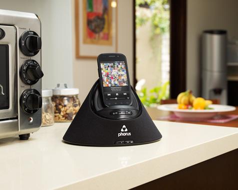 Play Fi Speaker Kitchen