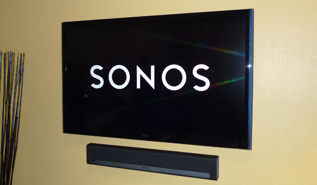 Hands On With Sonos Playbar Wireless Sound Bar