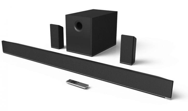 VIZIO S5451w-C2 54-inch Sound Bar with Surround Speakers Review